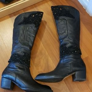 Ladies Mam Zelle tall Boots size 38